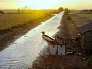 Vietnam prioriza cooperación internacional en seguridad de recursos hídricos