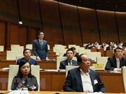 Miembros del Gabinete aclaran numerosas cuestiones de gran interés público