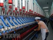 Inauguran fábrica textil en provincia norvietnamita de Nam Dinh