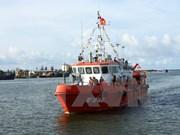 Fuerzas policiacas marítimas de Vietnam y China robustecen cooperación