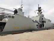 Fuerza naval de Vietnam fortalece lazos con países asiáticos