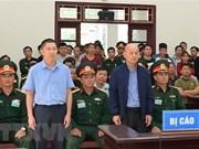 Mantienen sentencia de 12 años de prisión a exdirectivo de empresa del Ministerio de Defensa de Vietnam