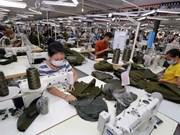 Producción industrial de Vietnam aumenta un 10,4 por ciento en lo que va de año