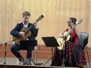 Festival Internacional de Guitar Sai Gon deleita al público de Ciudad Ho Chi Minh