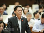 Parlamento de Vietnam interpela a ministros sobre asuntos de interés nacional