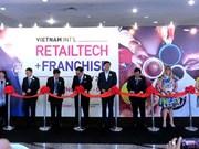Efectúan en Ciudad Ho Chi Minh exposiciones internacionales de franquicia y de café