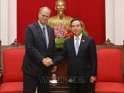 Vietnam destaca lazos tradicionales con Alemania