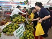 Inauguran Feria Internacional de Agricultura de Vietnam