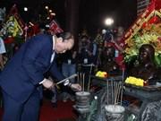 Conmemoran en Vietnam victoria de Truong Bon contra el imperialismo estadounidense
