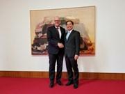 Vietnam y Alemania buscan fomentar relaciones