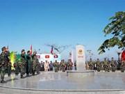 Fomentan colaboración entre fuerzas guardafronteras de Vietnam, Laos y Camboya