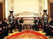 Ciudad Ho Chi Minh y Malasia impulsan la cooperación comercial