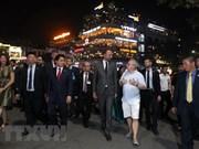 Concluye primer ministro francés visita oficial a Vietnam