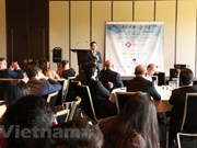 Empresas vietnamitas y australianas estudian oportunidades de cooperación en sector inmobiliario