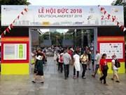 Alemania presente en el corazón de Hanoi