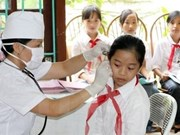 Ciudad Ho Chi Minh apunta a un 98 por ciento de cobertura de seguro de salud para estudiantes