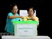 Partido gobernante de Myanmar gana elecciones parciales