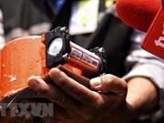 Recuperan datos grabados en una de las cajas negras del siniestrado vuelo de Lion Air