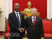 Vietnam y Sudán apuestos por impulso de relaciones bilaterales