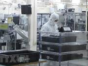 Índice de Producción Industrial de Vietnam aumentó en 10,4 por ciento