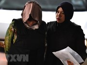 Corte de Malasia retrasa juicio a sospechosa vietnamita en asesinato de norcoreano