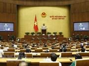 Parlamento de Vietnam estudiará proyectos de Leyes de Amnistía y Ganadería