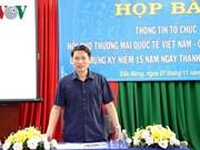 Se celebrará Feria Internacional de Comercio Vietnam – Camboya