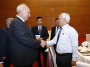Resaltan lazos duraderos entre parlamentos de Vietnam y Rusia