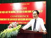 Vietnam y Rusia intercambian experiencias en gestión de asuntos religiosos