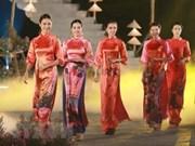 Reconocida diseñadora de moda vietnamita presentará en Japón belleza del Ao Dai