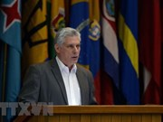 Presidente de Cuba iniciará hoy visita a Vietnam