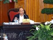 Comité Permanente del Gobierno de Vietnam discute proyectos BOT