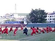 Vietnam se ubica en grupo K en fase preliminar del Campeonato Asiático de Fútbol sub-23
