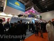 Productos turísticos vietnamitas captan atención en feria mundial en Londres