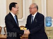 Ciudad Ho Chi Minh se compromete a apoyar organización exitosa del Festival Japón-Vietnam