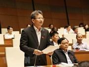 Parlamento de Vietnam aprueba previsión presupuestaria para 2019