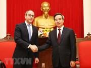 Vietnam atesora lazos con Estados Unidos, afirma alto funcionario partidista