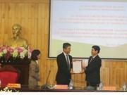 Provincia norvietnamita de Ha Nam autoriza un proyecto de 60 millones de dólares