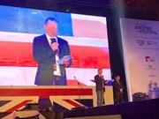 "Difunden cultura británica en Hanoi mediante Festival ""Inspire Me"""