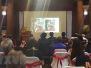 Presentan libro sobre patrimonios culturales intangibles de Hanoi