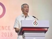 Singapur llama a la ASEAN a abrir mercados y fortalecer la integración