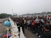 La afición agota las entradas para duelo Vietnam- Malasia en Copa AFF Suzuki