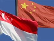 China y Singapur amplían oportunidades de cooperación económica