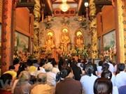 Crean Junta Coordinadora de la Sangha Budista de Vietnam en Laos