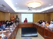 Ley de Creencia y Religión de Vietnam responde a demanda de culto religioso