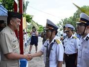 Promueven intercambio entre fuerzas navales de Vietnam y Filipinas