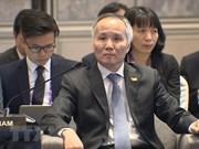 Vietnam asiste a reuniones económicas de ASEAN en Singapur