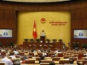 Parlamento de Vietnam discutirá labores jurídicas