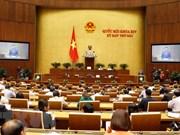 Parlamento de Vietnam analiza labores jurídicas