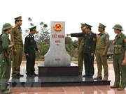 Vietnam y Laos trabajan por implementar convenios de gestión en frontera común